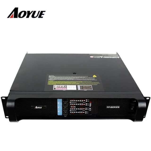 Amplificateur de puissance stéréo professionnel amplificateur de puissance DS-10Q série amplificateur audio 1350 w