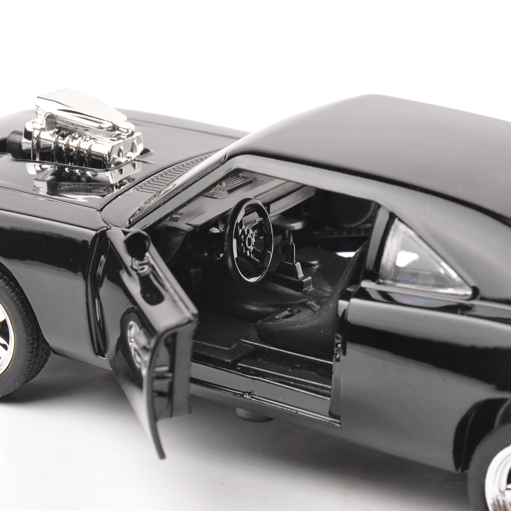 1:32 Schaal Legering Diecast Modelauto Kinderspeelgoed 1/32 Fast & - Auto's en voertuigen - Foto 6