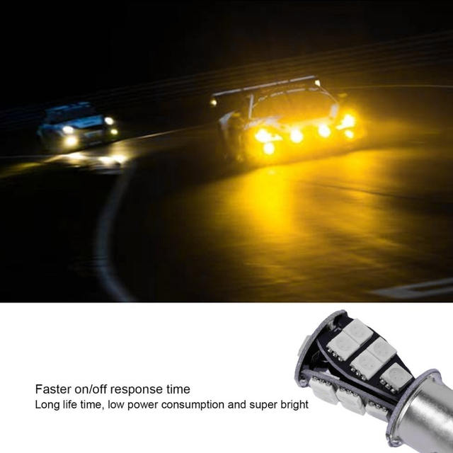 1157 BAY15D P21/2.5W 18SMD CANBUS Error Free Brake Tail Car LED Light Bulb Hot Drop Shipping