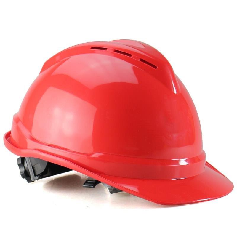Casco de seguridad tapa trabajo de alta resistencia del ABS Material transpirable verano cascos de construcción Dura protectora sombrero Logo servicio de impresión