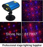 Wholesale 250mw Mini Stage Laser Light Red Blue 650nm 450nm DPSS Diode Pumped Solid State Laser