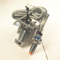 Reprap Prusa i3 v6 Bowden X carriage mount and hotend kit with Inductive Proximity Sensor V6 bowden extruder 1.75/3mm