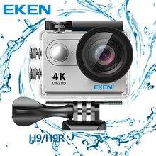 "EKEN H9 Action Camera H9R Ultra HD 4K 25FPS WiFi 2.0"" 170D Go Underwater Waterproof Pro Helmet Cam Camera Remote Sport Cam"