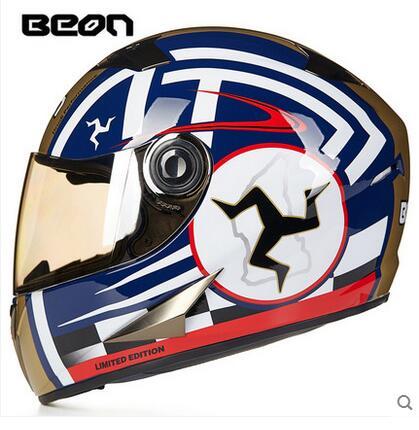 мотоциклетный шлем БЕОН электрическую коляску b500 слышал внедорожный самокат электрический мотоцикл мото мотокросс мотоциклов шлем Байк шлем