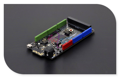 DFRobot 100% Genuine Bluno Mega 2560 - A Bluetooth 4.0 Micro controller Board, ATmega2560 16MHZ Compatible with Arduino Modules