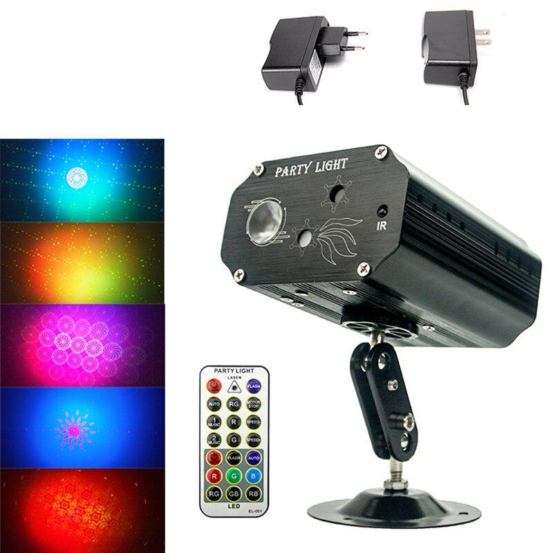 Moving Head Disco Light Dj Light Stage Light Party Lights Music Par Led Laser Light Club Laser Projector Dance KTV Xmas EU Plug