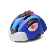 XINTOWN Bicycle Children Helmets 3 8 ages Safety Ultralight Cycling Protect Integrally molded Cartoon Cycling Children Helmets