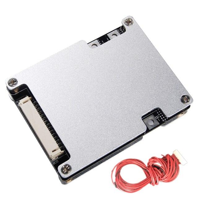 10S 13S 36V 48V 40A 60A Pin Lithium Ban Bảo Vệ Xe Đạp Điện Ebike với Cân Bằng cân bằng li ion 3.7V BMS Tế Bào