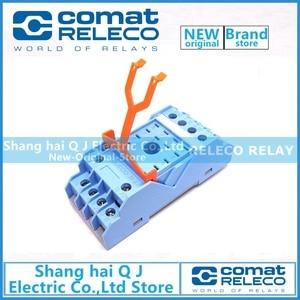 RELECO S4-J relay socket Brand new and original(China)