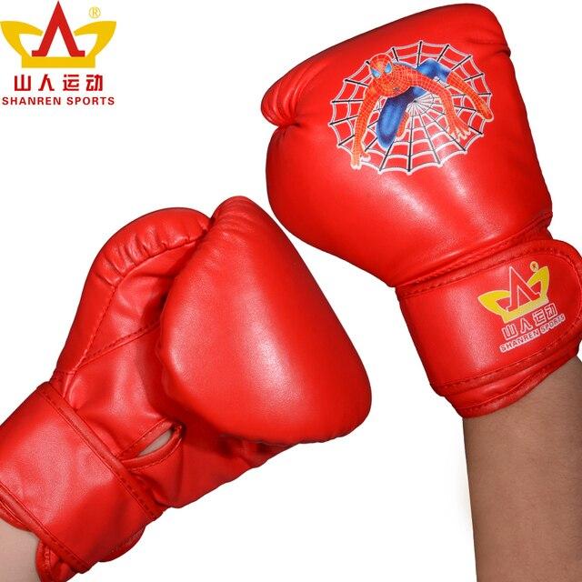 Sports infant child boxing gloves sanda glove sandbagged