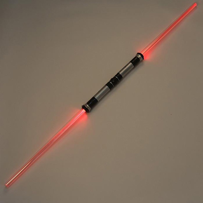 Bright Toy Jedi Sword Laser Sword Seven Color Conversion Lightsaber Can Be Combined Lightsabers Can Sound As A Birthday Gift