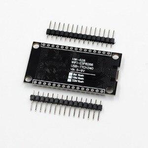Image 5 - 1 قطعة V3 NodeMcu لوا واي فاي وحدة التكامل من ESP8266 + ذاكرة إضافية 32 متر فلاش ، USB المسلسل CH340G