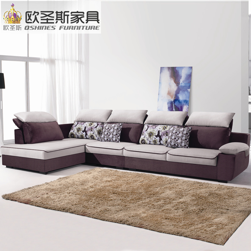 fair cheap low price 2017 modern living room furniture new design l shaped sectional suede velvet fabric corner sofa set X188-1 dubai new living room l shaped corner sofa set couch designs fabric foshan