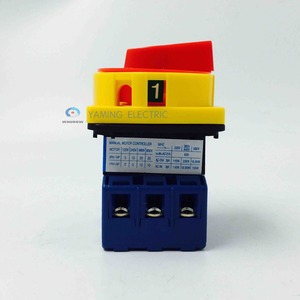 Image 2 - 63 amp מבודד מתג ראשי מתג סיבובי ממונע מנעול כרית מתג הפעלה ב off מתג YMD11 63A משלוח חינם