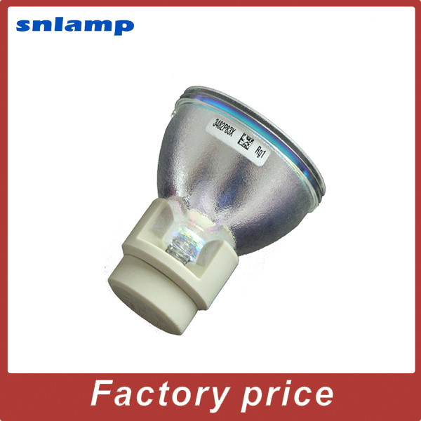 100% Original Bare Projector lamp Bulb SP.8LG01GC01 for Osram ES521 DS211 DX211 EX521 original projector lamp bulb 311 8943 for 1510x