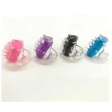 Tongue Mini Vibrators Finger Stimulate Clitoris Sex Products