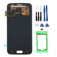 AAA Quality Super AMOLED LCD Display For Samsung GALAXY S7 G930 G930F G930A G930V G930P Touch