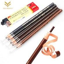 1PC  Microblading Eyebrow Tattoo Pen Waterproof Permanent Makeup Eye brow Pencil Positioning Lip cejas maquillaje