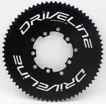 ドライブライン CNC 69 T/75 3t ロードバイク tt チェーンリング 11 S 110/130BCD