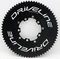 DRIVELINE CNC 69 T/75 T racefiets TT kettingblad 11 S 110/130BCD