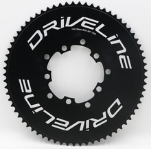 DRIVELINE CNC 69T/75T шоссейный велосипед TT chainring 11S 110/130BCD