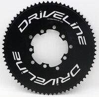 DRIVELINE CNC 69T/75T road bike TT chainring 11S 110/130BCD