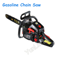 Chainsaw High Power Woodworking Handheld Gasoline Saw Wood Cutting Machine Chain Saws Garden Carpentry Tools