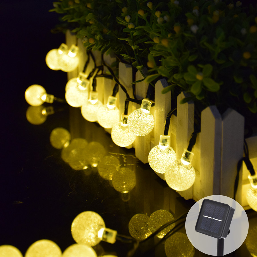 Buy solar panel fairy lights and get free shipping on AliExpress.com