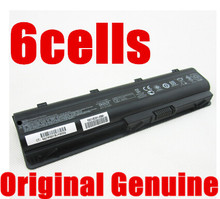 New genuine batterien notebook laptop akkus für hp compaq cq42 cq32 mu06 mu09 g62 g72 g42 593553-001 dm4 593554-001
