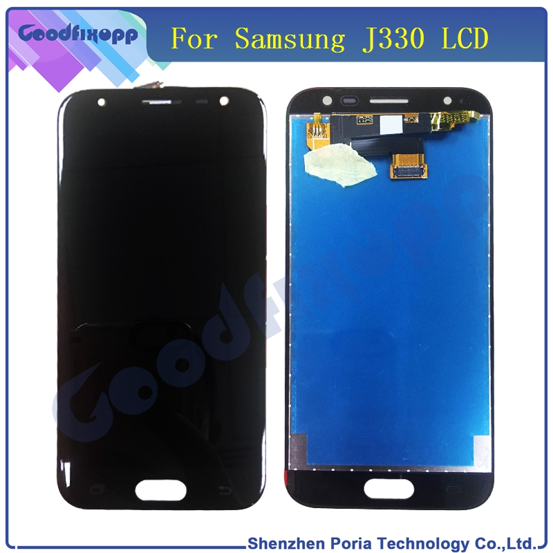 Mobile Phone LCD For Samsung Galaxy J3 2017 J330 J330F SM-J330 LCDs Display Touch Digitizer Screen Assembly For Samsung J330 LCD