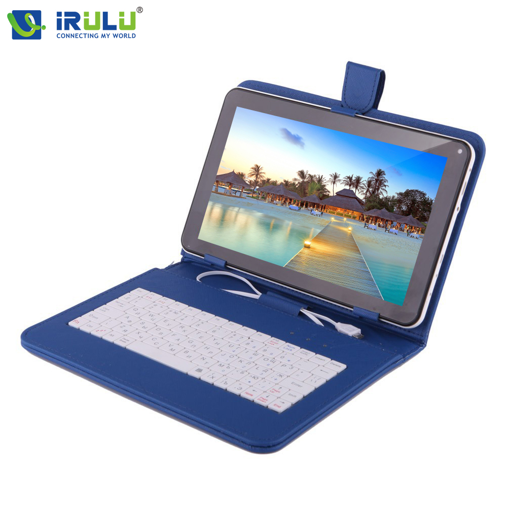 Original iRULU eXpro X1 9 Tablet Android 4 4 Tablet font b PC b font GMS