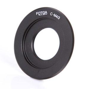Image 2 - FOTGA Monture C pour Lentille à Micro 4/3 M4/3 G6 GH3 G5X GX1 E P5 E5 E PM1 Caméra Adaptateur