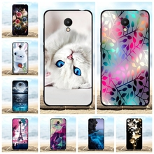 For Meizu M6 Phone Case Ultra Thin Soft TPU Silicone For Meizu M6 Meiblue 6 Cover Animal Patterned For Meizu M6 Meilan 6 Coque чехол для meizu m6 onext silicone прозрачный