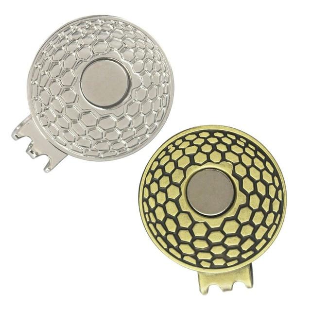 Magnetic Golf Hat Clip (Golf Cap Clips) 550a27a26e44