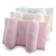 Comfortable Cotton Anti-roll Pillow Baby Safe Sleep Head Positioner