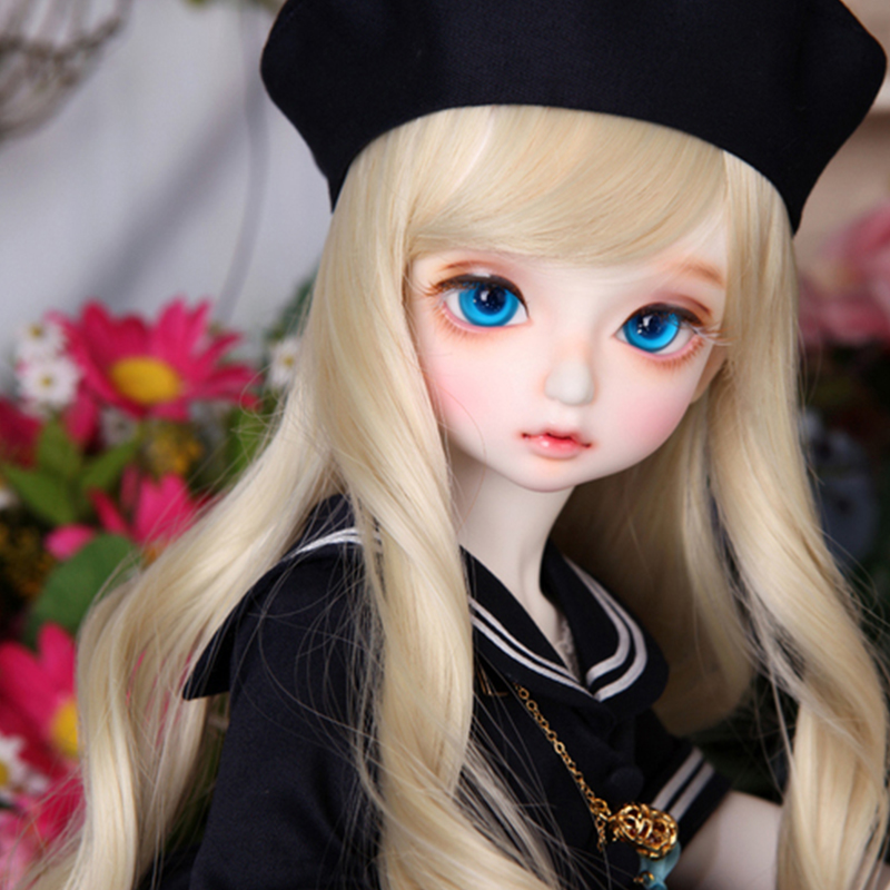 OUENEIFS bjd sd dolls Luts baby Delf Rose 1/4 model girls dolls eyes High Quality toys shop resin anime furniture