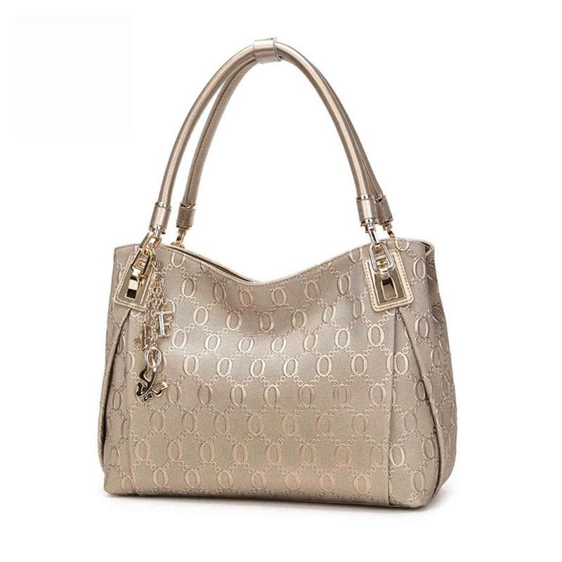 FOXER Marka Kadınlar Inek Deri Omuz çantası Moda Tasarım Yüksek kalite kadın Çanta Kadın Çanta Bez Çanta