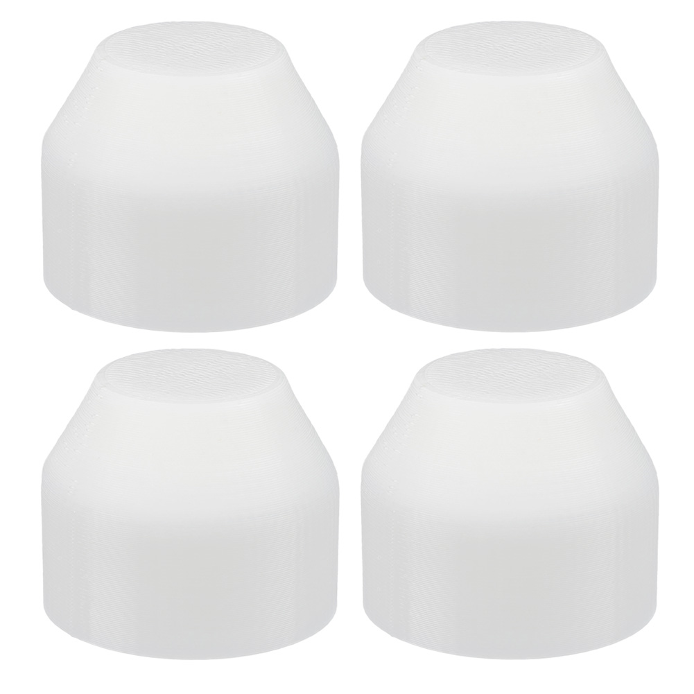 RC Airplane Spare Parts 4 pcs Motor Protective Shell Case Cover Guard for DJI Inspire 1 3D Printing White