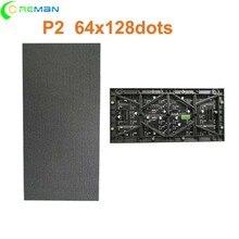 Luzem ilość cena P2 modułu led 128x256mm P1.25p1.33p1.526p1.667p1.875p1.92 kryty rgb led smd modułu led