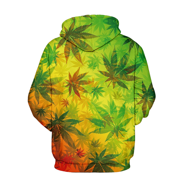 High Grade Leaves Unisex Hoodies