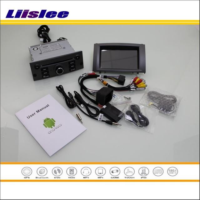 Peugeot 407 radio manual array liislee for peugeot 407 2004 2010 car stereo radio dvd player gps rh aliexpress fandeluxe Choice Image