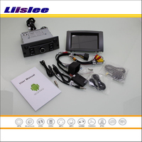 Liislee For Peugeot 407 2004~2010 Car Stereo Radio DVD Player GPS MAP NAVI Navigation 1080P Touch Screen W8 Multimedia System