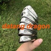 2018 datang dragon golf irons New M3 irons( 4 5 6 7 8 9 P ) 7pcs set iron with KBS TOUR 90 steel shaft golf clubs