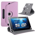 """For  DIGMA Plane 1600 3G 10.1"""" case 360 Degree Rotating Universal Tablet PU Leather cover case Free  stylus pen"""