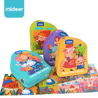 Mideer Children Theme Fair Tale Puzzle Baby Early Learning Intelligence Scene Puzzle Toys Paper Puzzle Games For Kids Baby 3Y+
