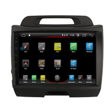 Android 9.1 9 inch Head Unit For 2010 2011 2012 2013 2014 2015 KIA Sportage Radio Audio Car GPS Multimedia Player 2DIN