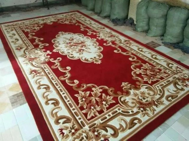 Continental Palace High Quality Carpet For Living Room Modern Carpets Area Rugs Bedroom Acrylic