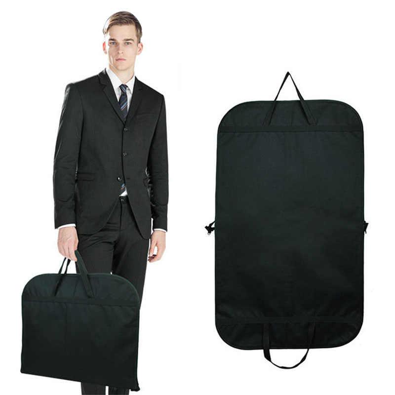 Travel Bag Men Suits Garment Carry Cloth Dress Storage Hanging Dustproof Luggage
