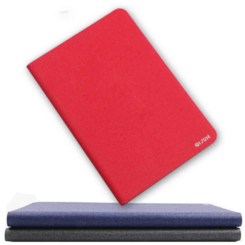 QIJUN كوكه لينوفو تبويب 2 Tab2 A7-30 A7-30DC A7-30TC/HC 7.0 بوصة غطاء الأعمال اللوحي حالة Fundas جلدية عودة حالة حقيبة كابا