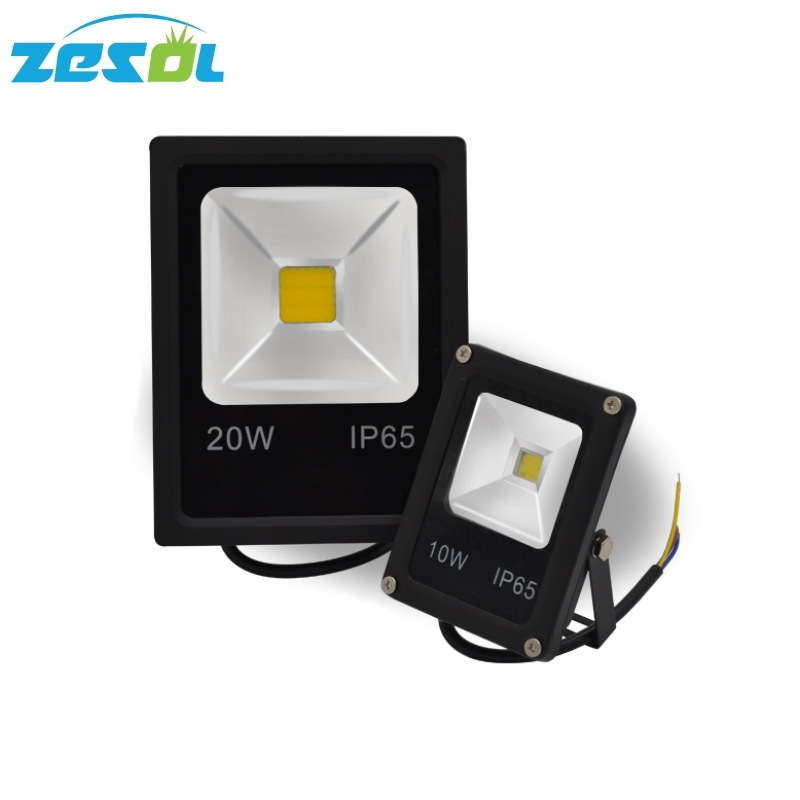 In Stock LED Outdoor Flood Light 10w Projector Focus 220v